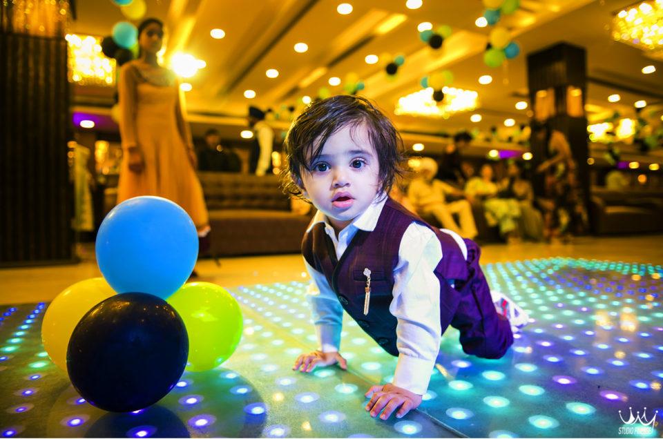 Yuvraj's 1st Birthday | Studio Finesse