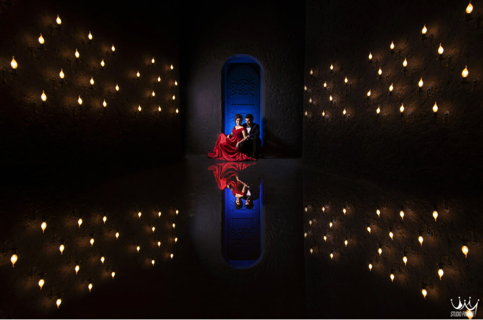 Rahul + Forum | Pre Wedding Photo Shoot by Studio Finesse |