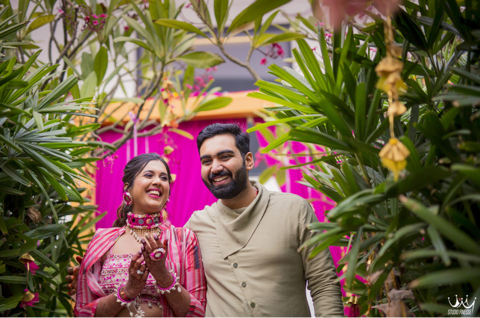 Shruti + Pranshu | A tale of two cities | Lockdown Wedding | #CupidOverCovid | Studio Finesse
